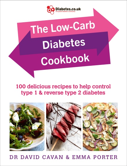 The Low Carb Diabetes Cookbook