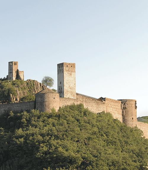 Schloss Sigmundskron bei Firmian