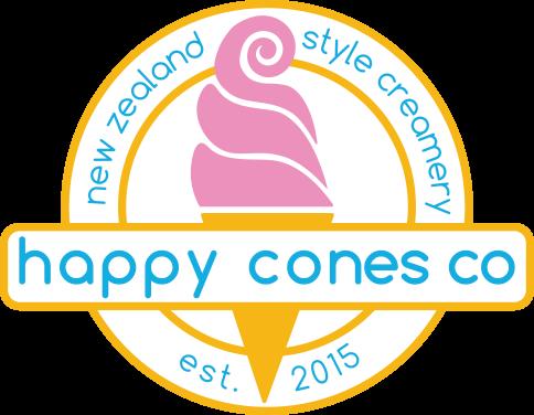 Happy Cones