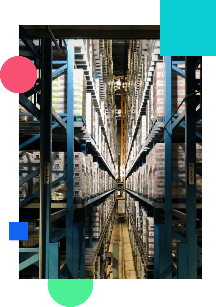 image of a warehouse