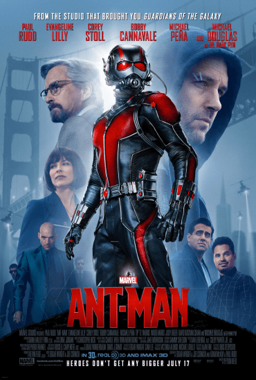 A photo of Ant Man