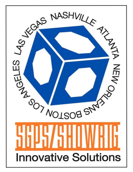 A photo of SGPS Showrig