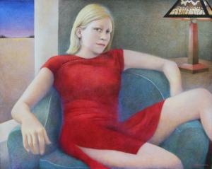 """Prairie"" by 2014 Honored Artist Mavis Smith"
