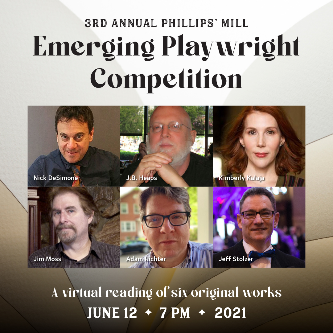 Phillips Mill Emerging Playwright Competition Writers