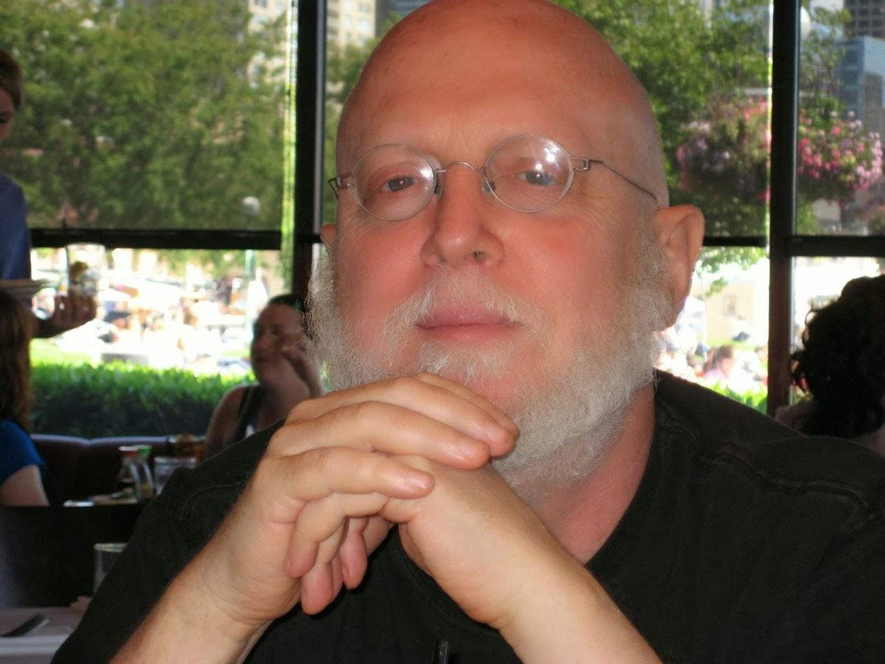 Playwright J.B. Heaps