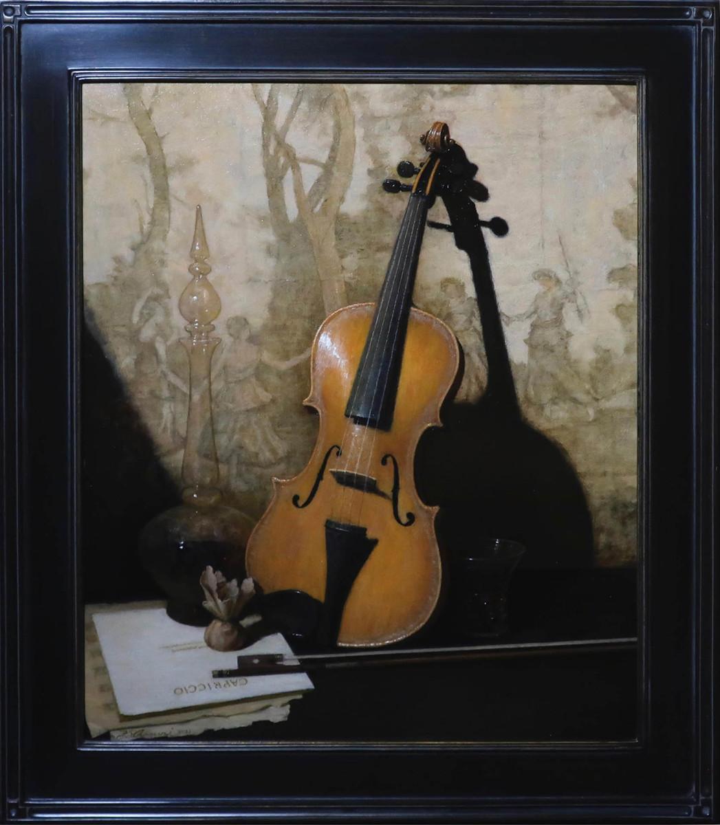 """Cappriccio"" by Frank Arcuri"