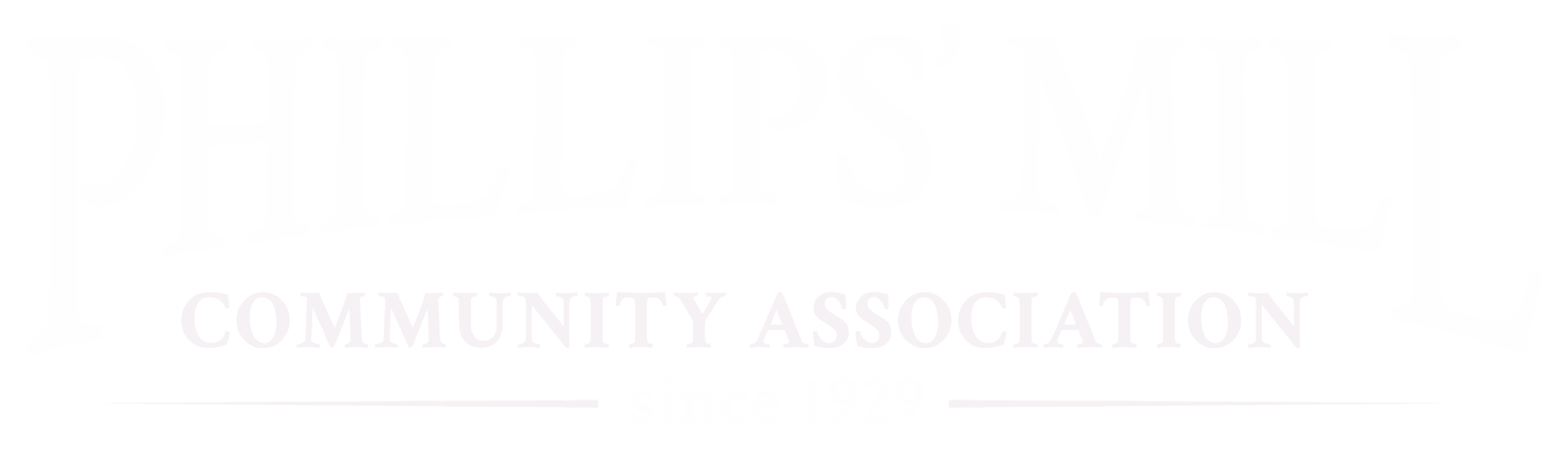 Phillips' Mill Community Association Logo