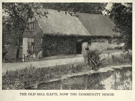 History of Phillips Mill Building