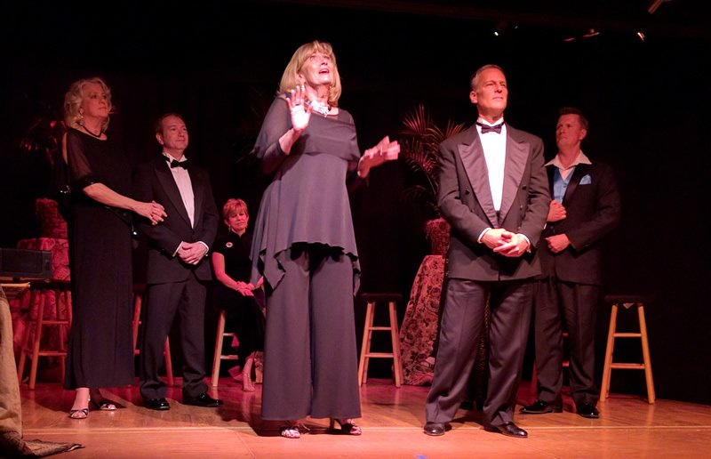 Theatrical Productions & Cabaret Events at Phillips' Mill - New Hope, Pa