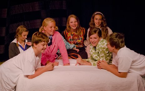 Youth Drama & Children's Theater at Phillips' Mill - New Hope PA