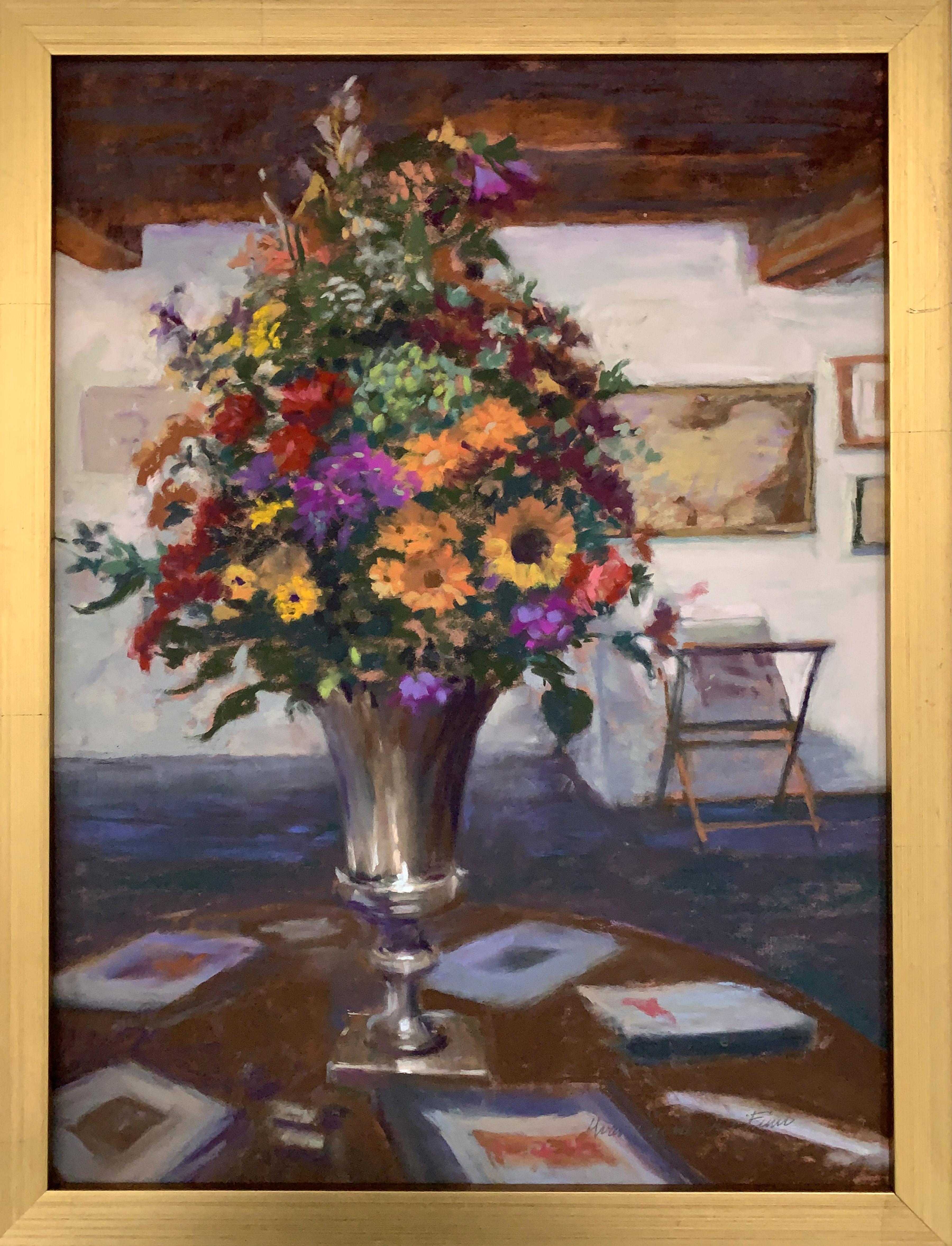 """""""Bouquet in the Mill"""" by Helena van Emmerik-Finn"""