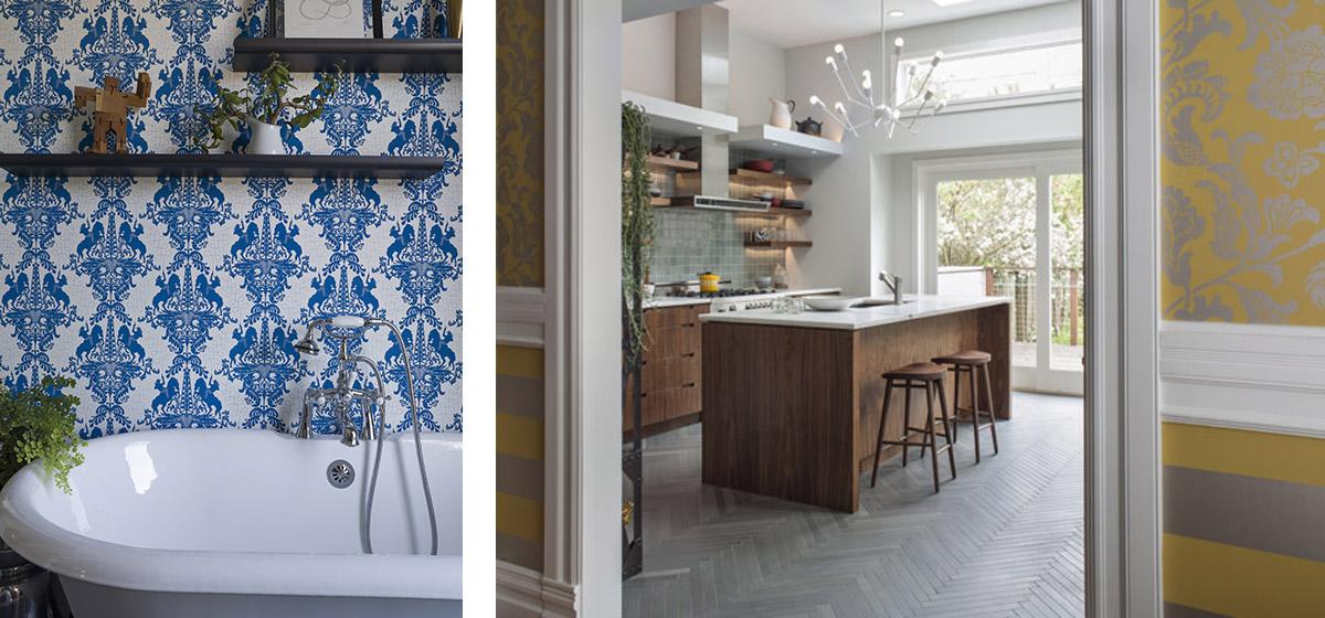 Hart Wright Architects San Francisco Modern Kitchen Design