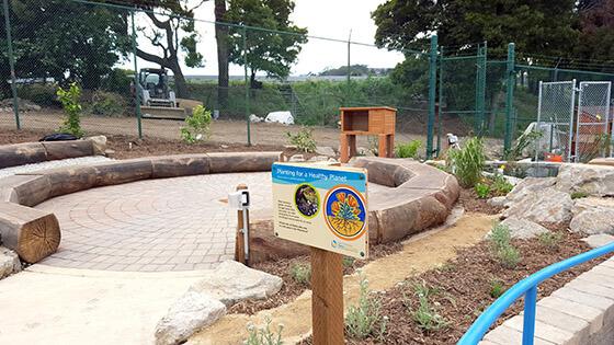 log seating environmentally friendly materials