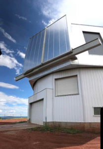 optical telescope reflector