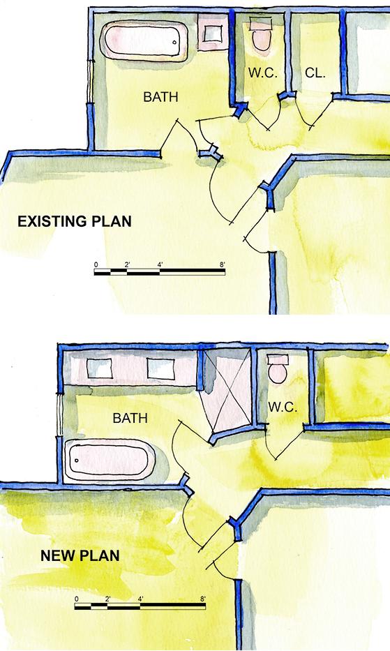 San Francisco architect plans