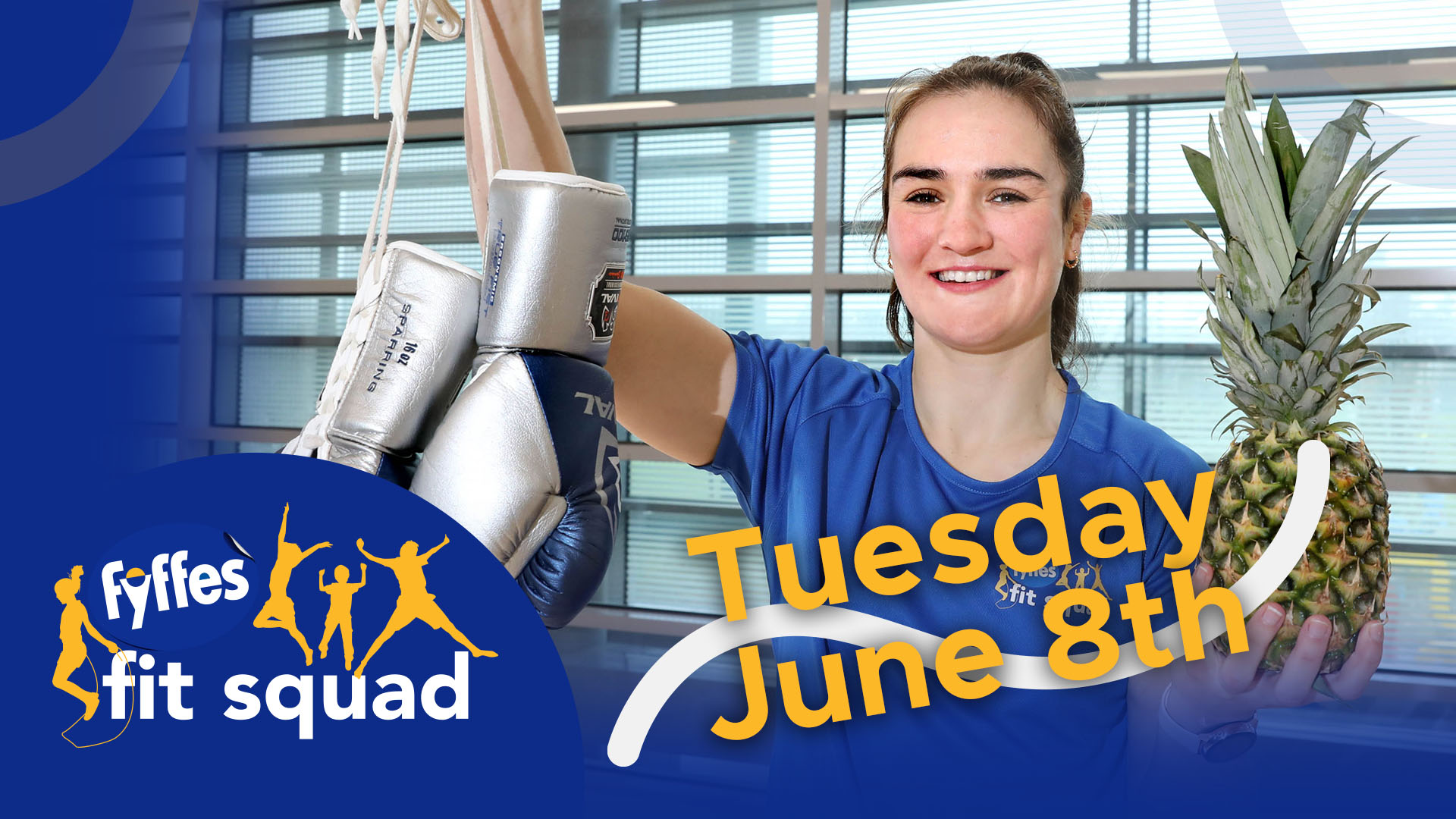 Fyffes Fit Squad Week 12 | Tuesday, June 8th 2021