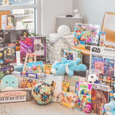 Toys for Tots - Christmas 2020!
