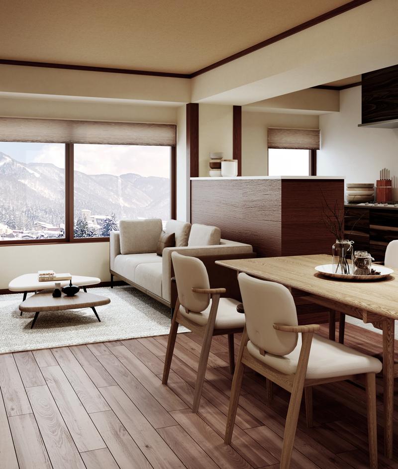 Kawamayota's Luxury Apartment