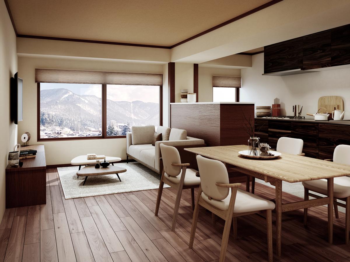Kawamayota's new luxury apartment