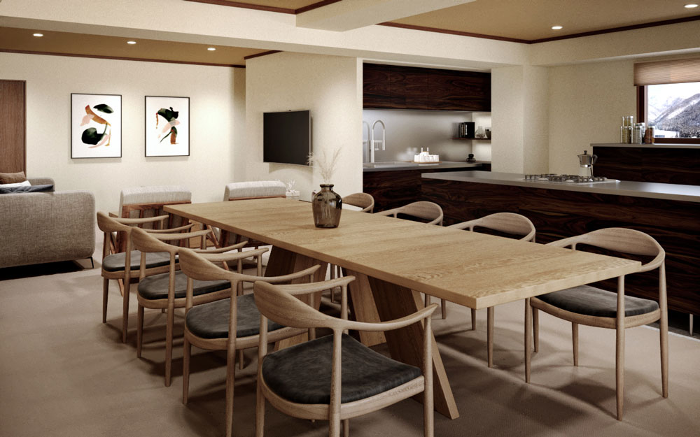 Penthouse Dining Room