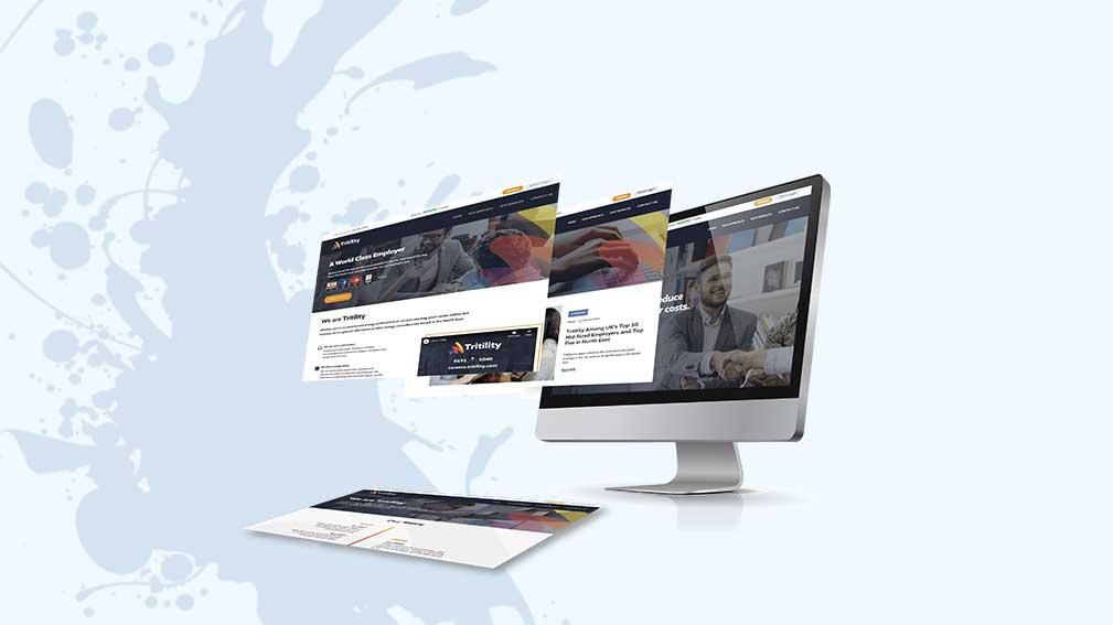Tritility Website