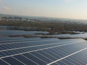 UK Solar Farm 1