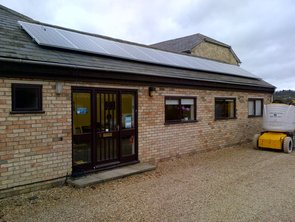 UK Solar Provider Office