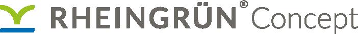 Rheingrün Concept Logo