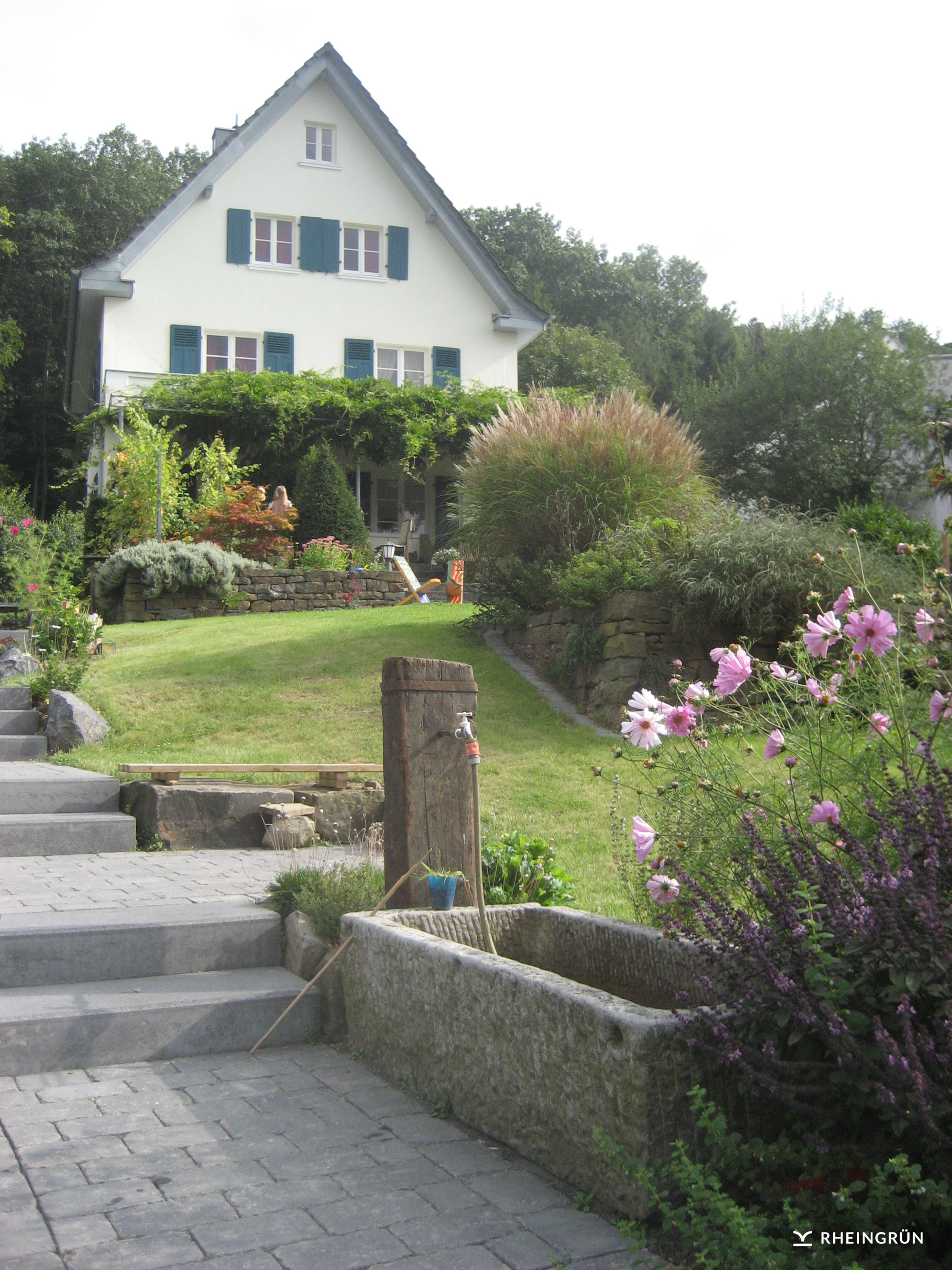Klassischer Garten