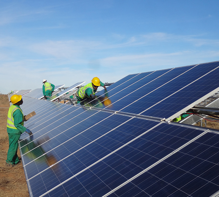 Scatec awarded 540 MW solar plant with storage in a government tender in South Africa