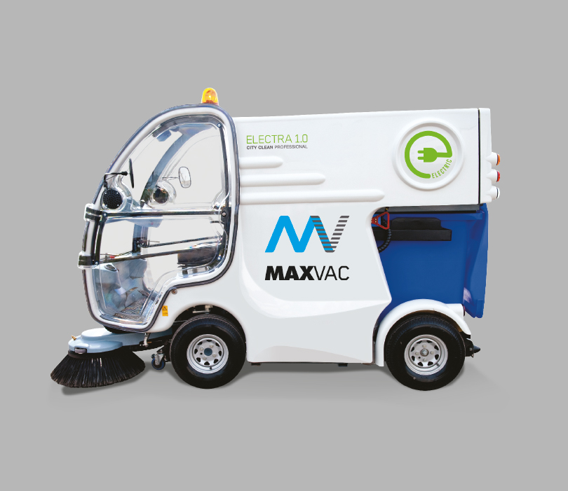ELECTRA 1.0 ELECTRIC STREET SWEEPER