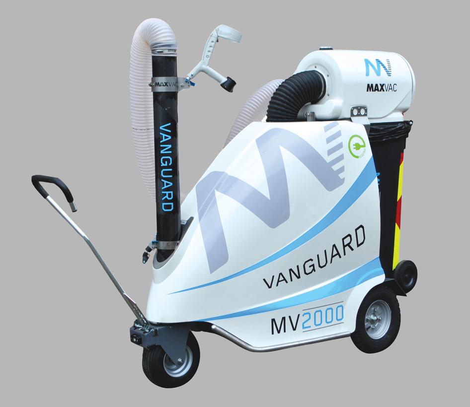 MV2000 VANGUARD STREET VACUUM