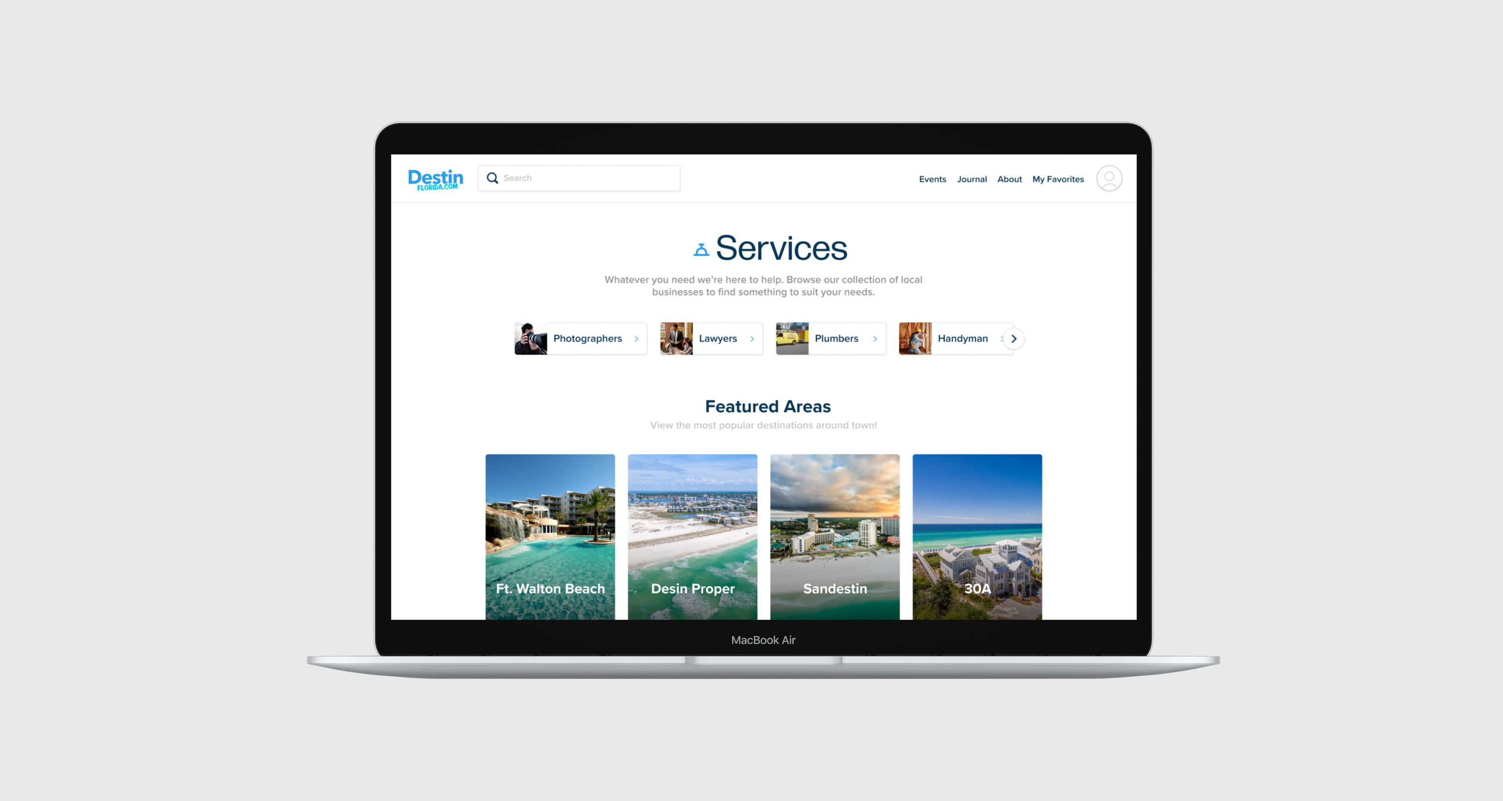 An image of vacationing without hassle through the use of a streamlined online booking platform