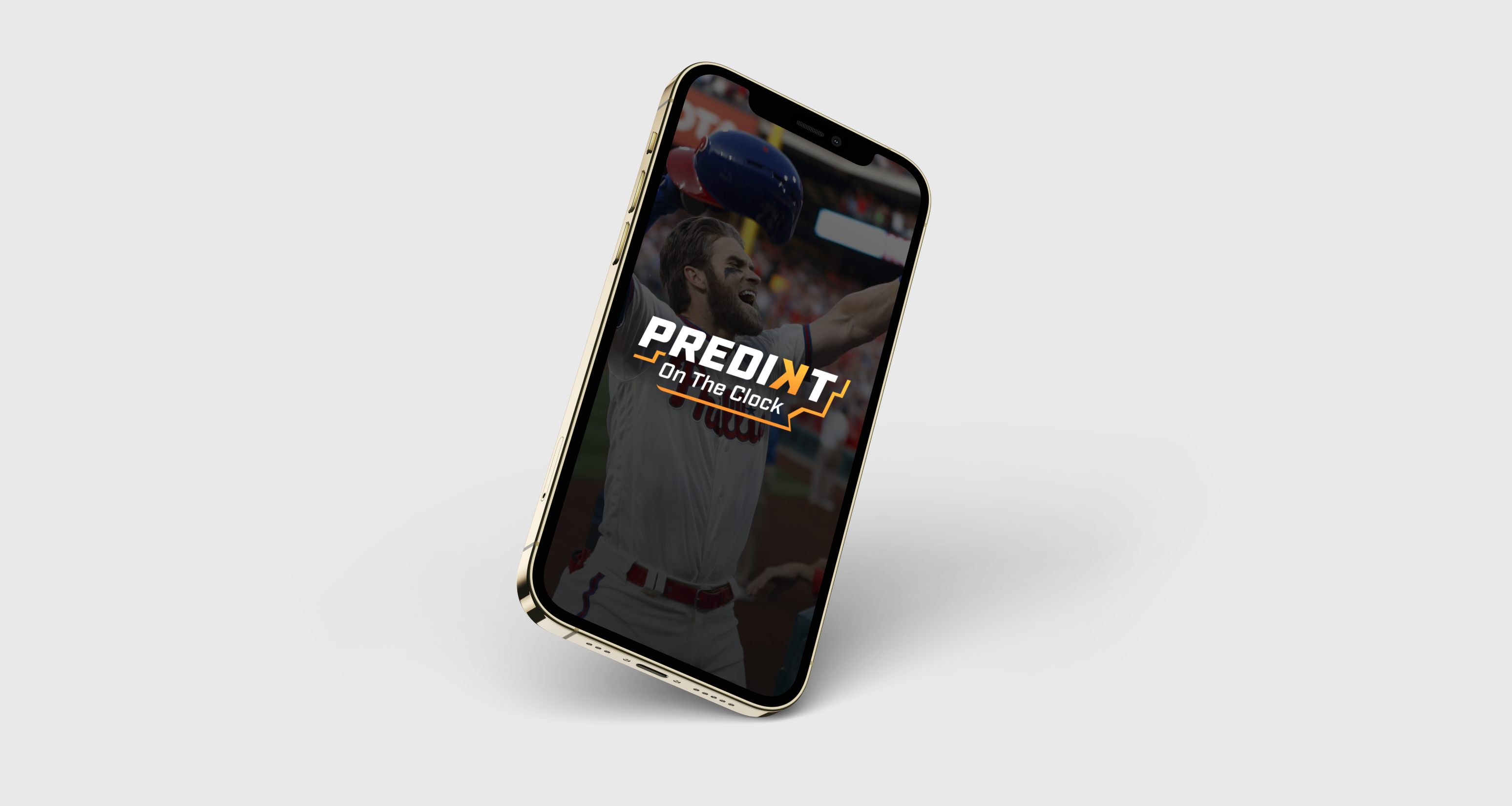 An image of Predikt's sleek design and robust user interface on their fast-paced sports betting app