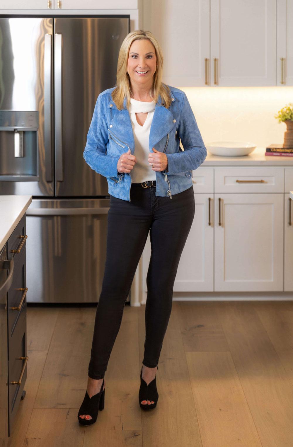 Holly Gallagher North Texas Luxury Interior Designer