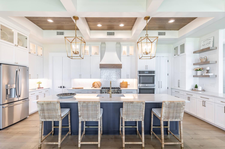 Modern Rustic Kitchen Interior Design