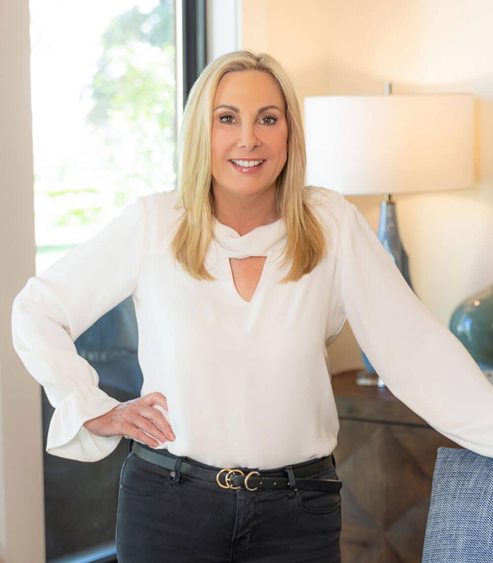 North Texas Interior Designer Holly Gallagher