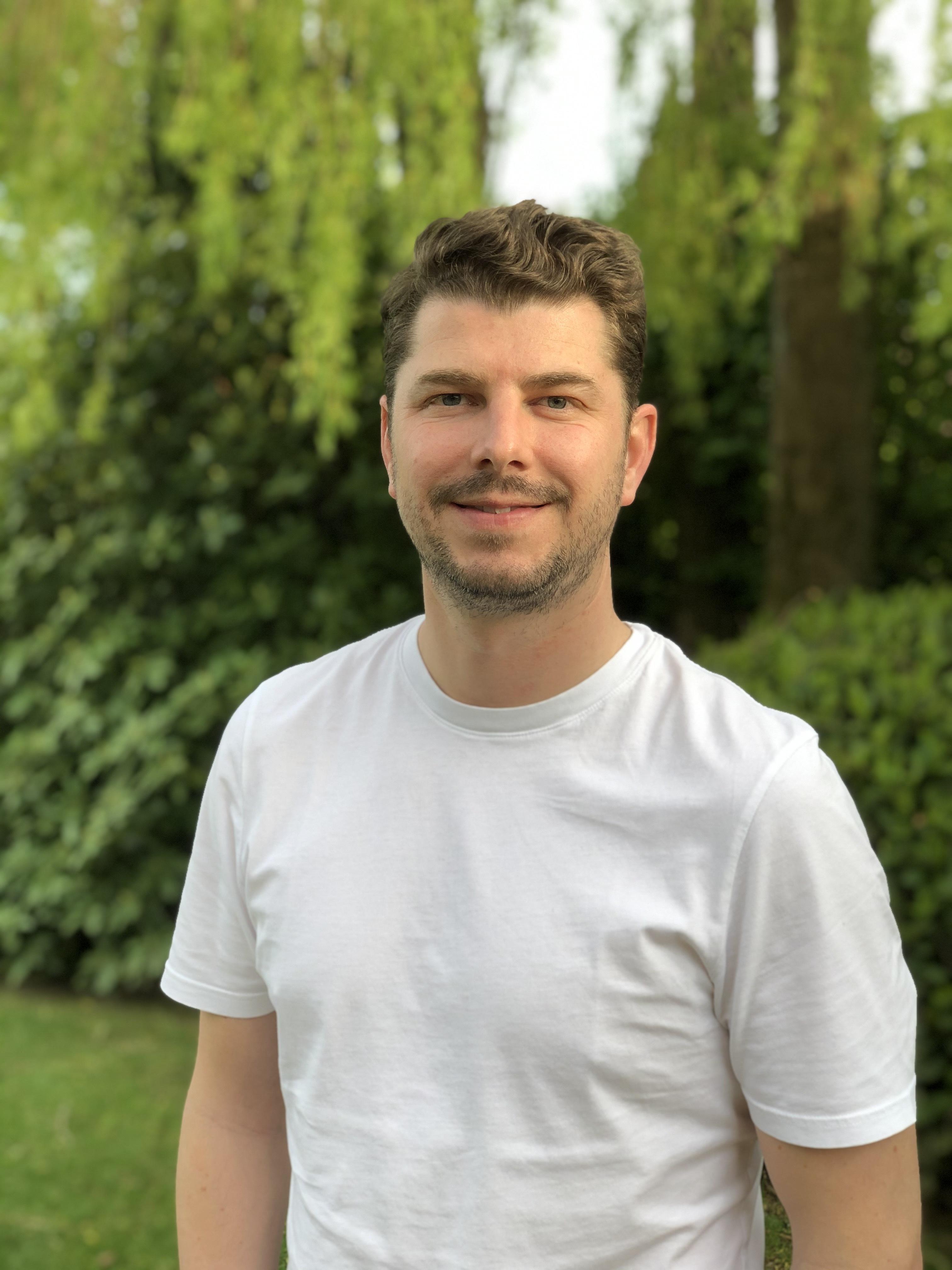 Photo of Benjamin Corvilain