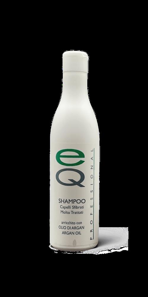 Shampoo Capelli Sfibrati Molto Trattati