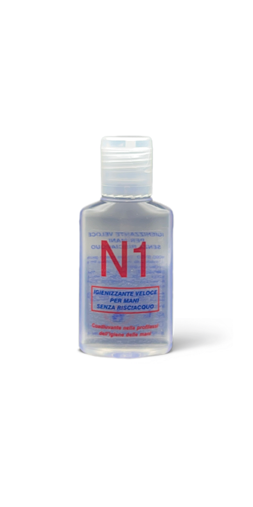Gel Igienizzante mani N1