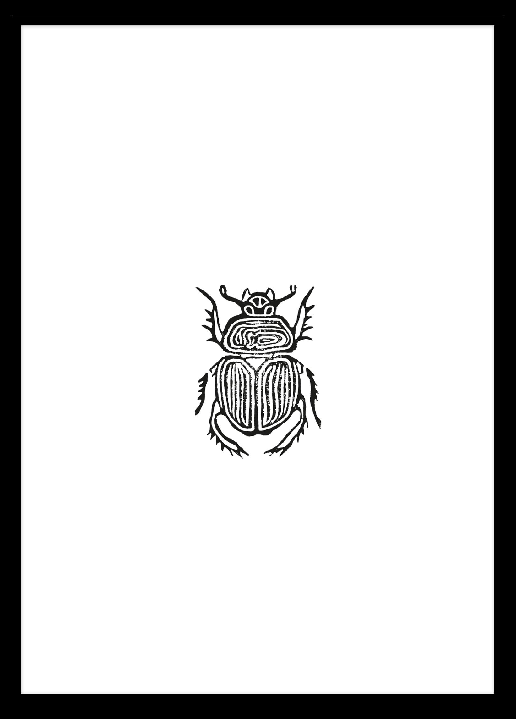 Linoprint Bug