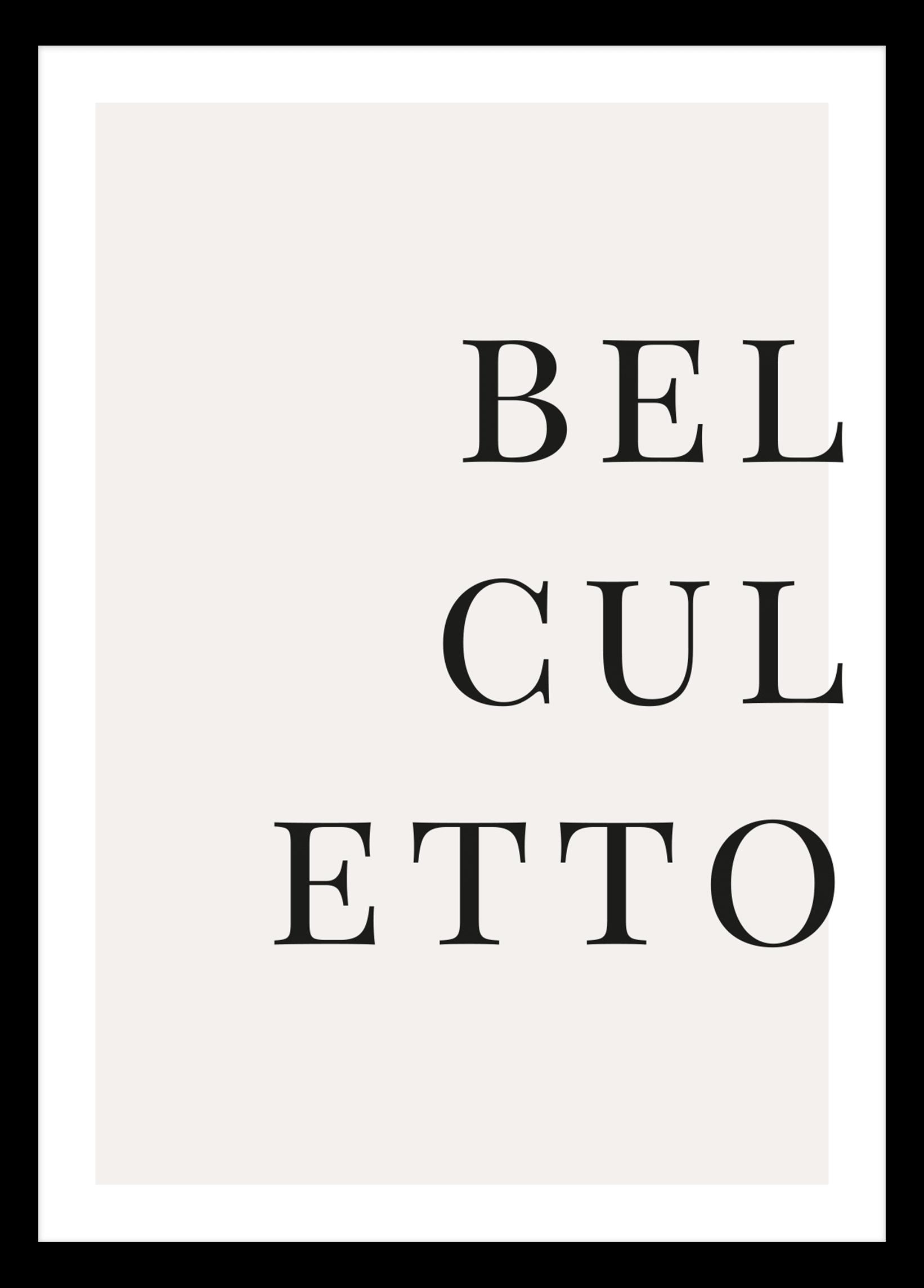 Bel Culetto