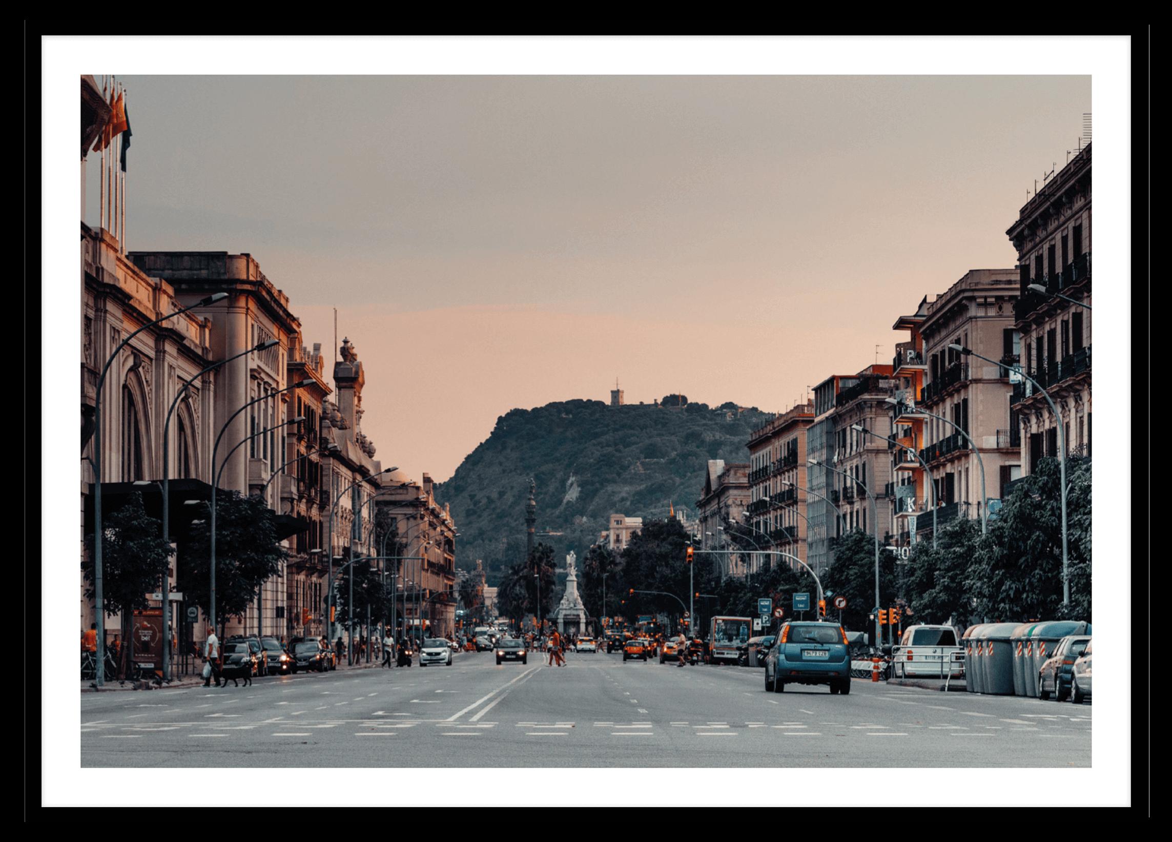 Barcelona Hill