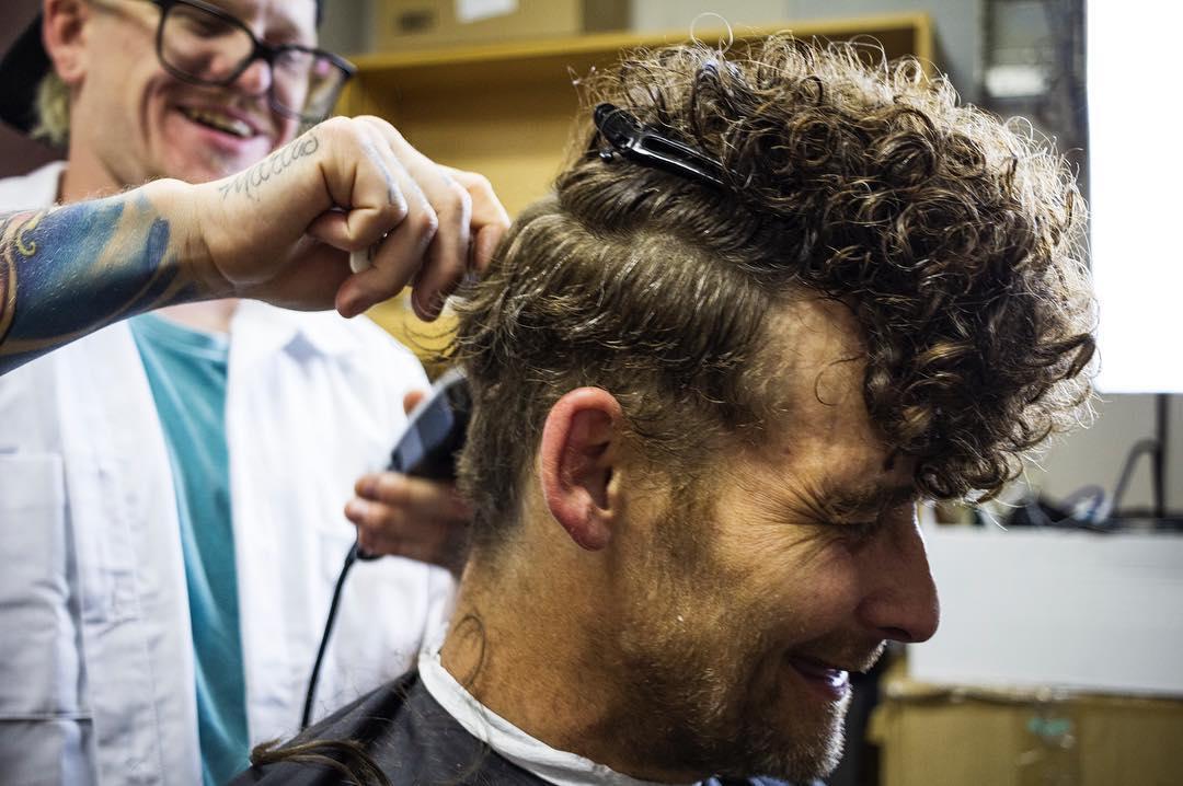2 Paycheques Away Haircut