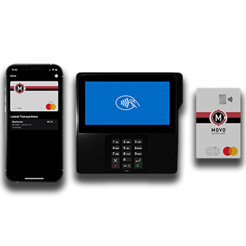 Tap and pay contactless
