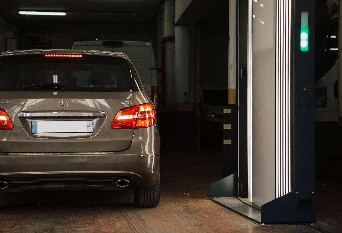 scanner voiture