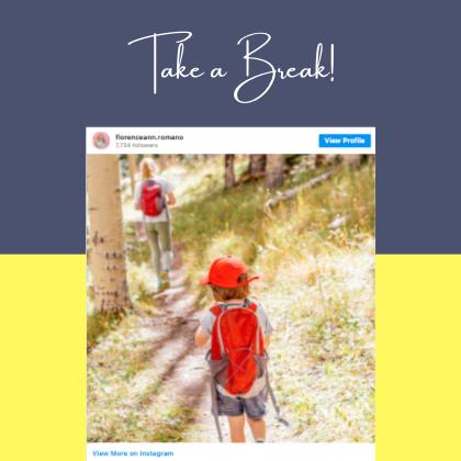 Take a Break IG Post