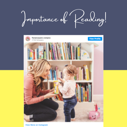 Importance of Reading IG Post