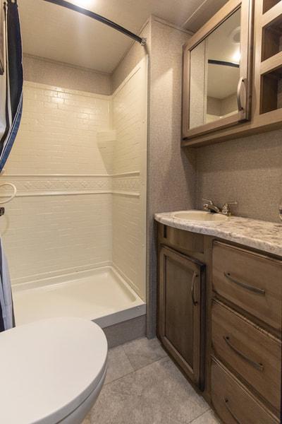 Bathroom Beach House Rental Texas