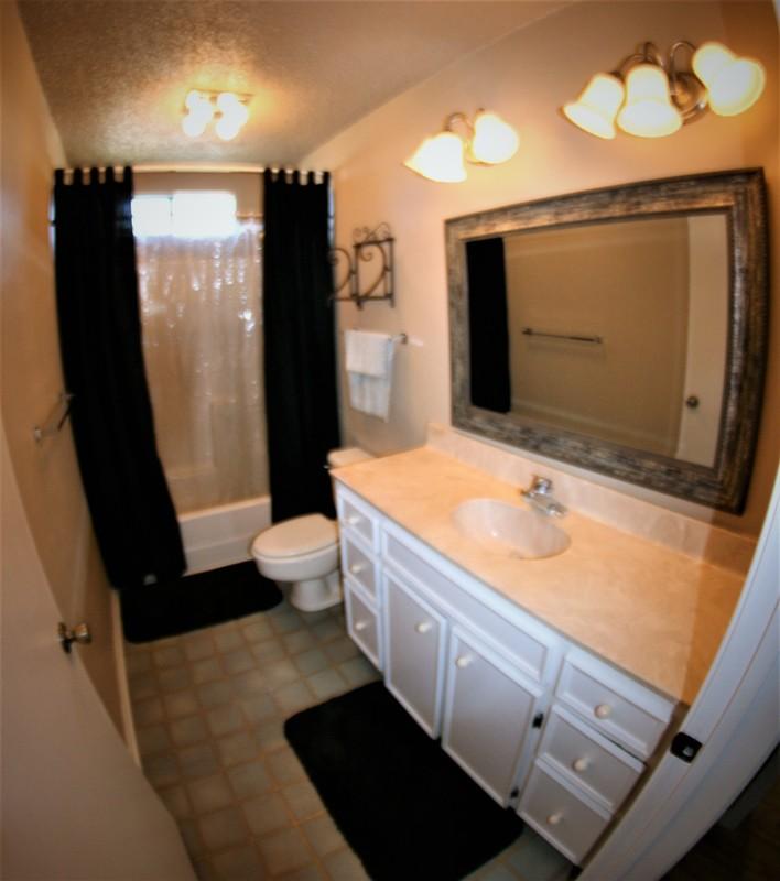 Bathroom RV Park Texas